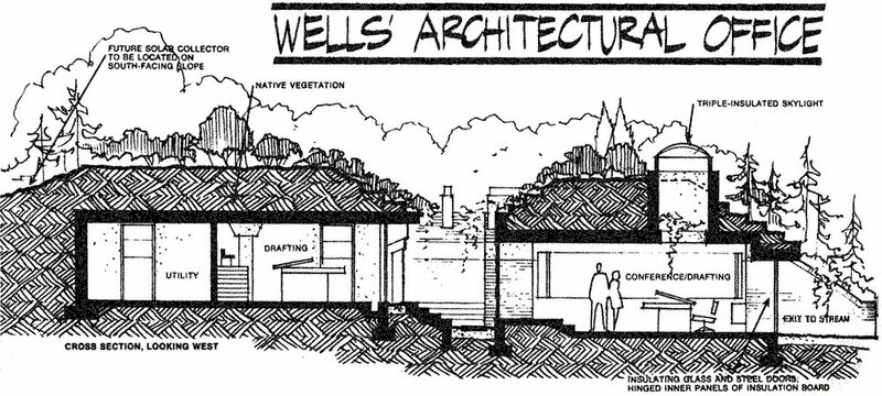 Living underground a surprisingly bright idea atlas obscura for Earth shelters designs