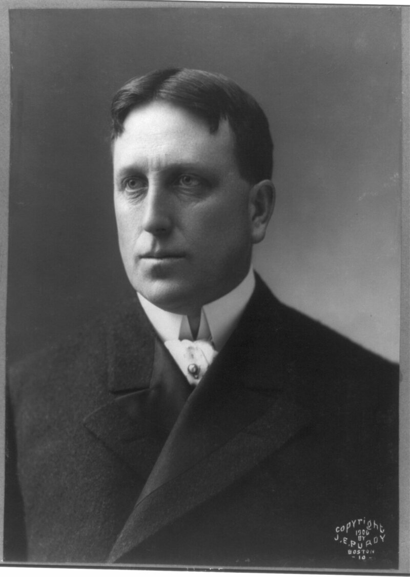 William Randolph Hearst, c. 1906