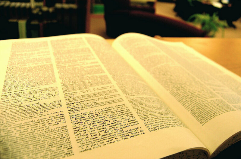 How the Oxford English Dictionary Went from Murderer's Pet Project to Internet Lexicon