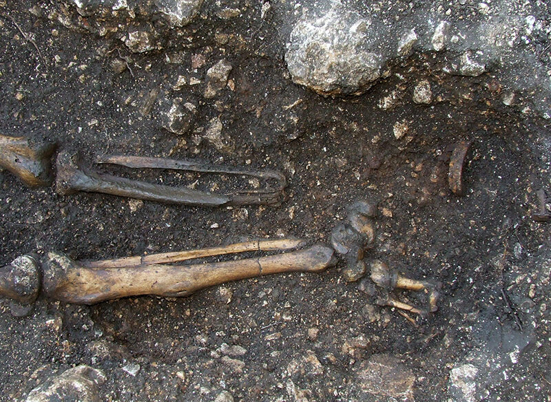 'Mind-Blowing' Archaeological Find: Wooden Prosthetic for a Medieval Foot