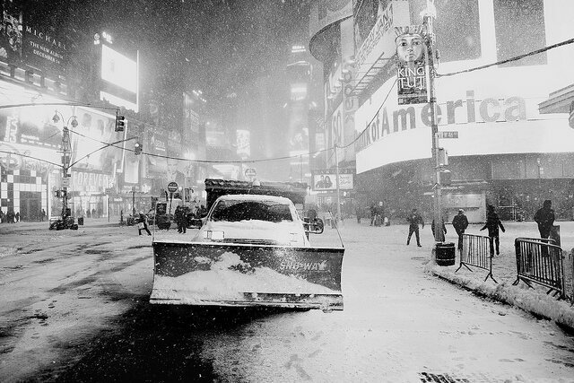 The Strange–and Sometimes Secret–Ways Cities Deal With Massive Piles of Snow