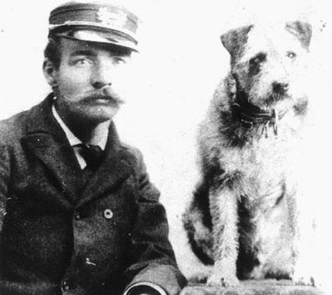 Owney the Postal Dog