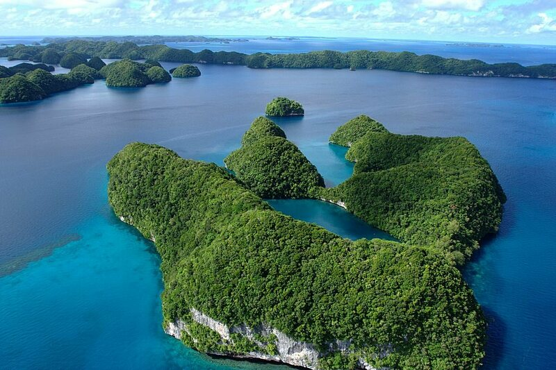 Palau Could Run Out of Water by the End of the Month