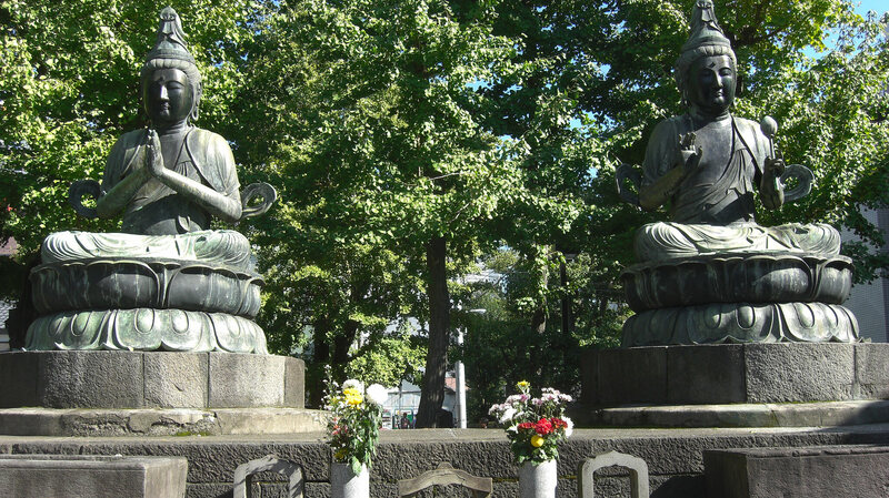 The Self-Sacrificing Japanese Pilgrims Who Chose to be Swallowed by the Sea