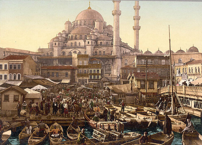 In Istanbul, You Can Find Old Prisons in Restaurants, Mosques, Even 4-Star Hotels