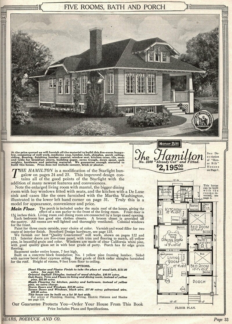 do you live in a mail order sears kit home these house hunters