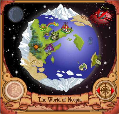 Screenshot of Neopets.com
