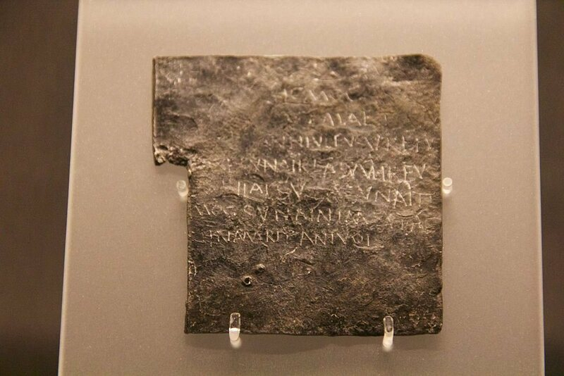 When Ancient Romans Had Their Clothes Stolen, They Responded With Curse Tablets