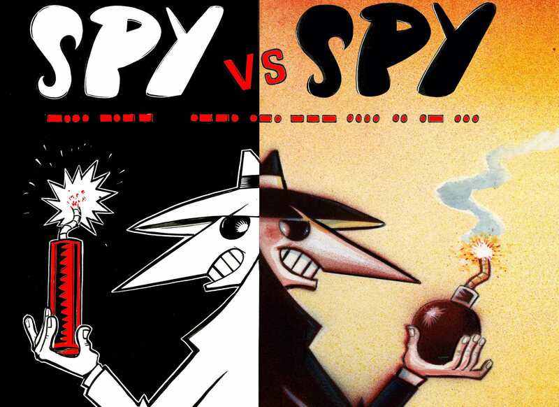 How Cuba's Greatest Cartoonist Fled From Castro and Created 'Spy vs. Spy' (atlasobscura.com)