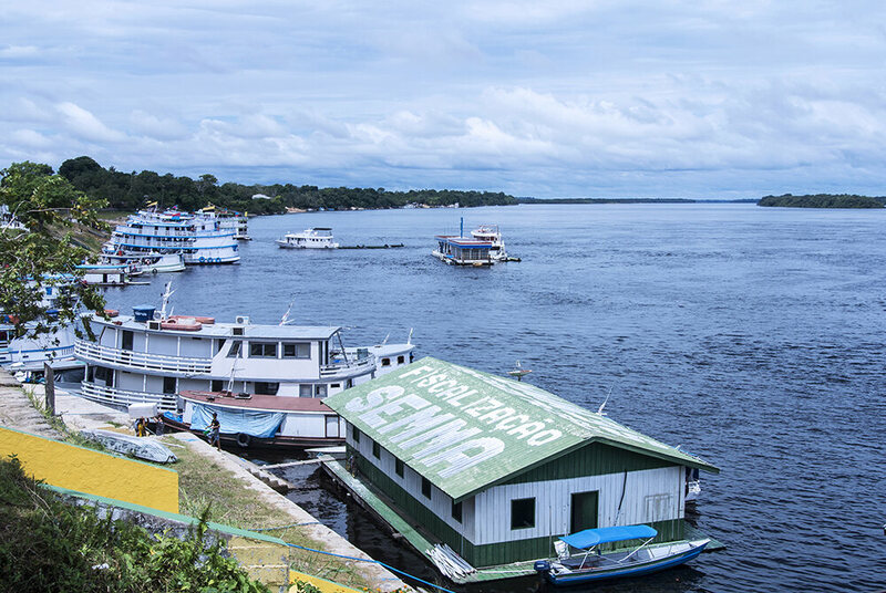 Barcelos continues to serve as a transport hub linking remote villages upriver to the city of Manaus