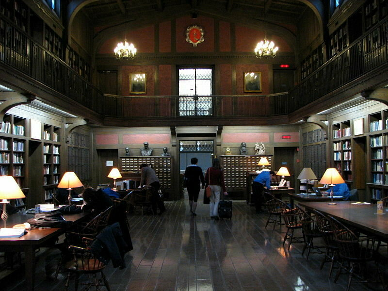 Harvey Cushing/John Hay Whitney Medical Library