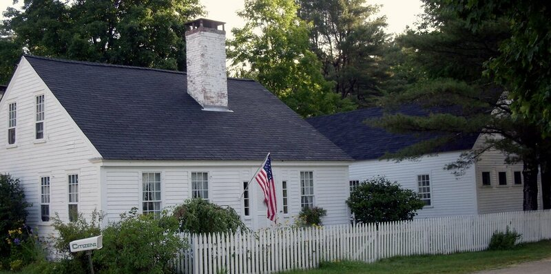 New Hampshire site of Aleister Crowley's magickal retirement.