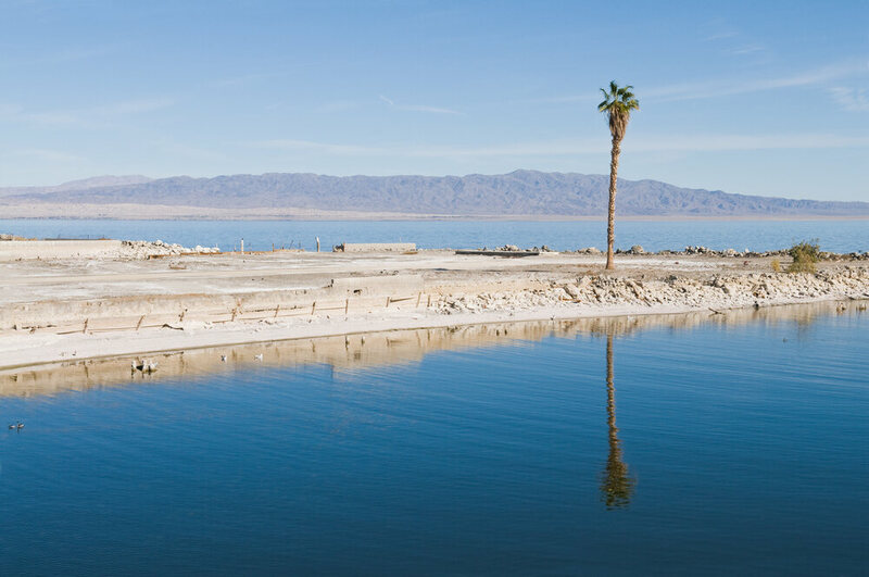 The once glamorous salton sea is now rife with toxic dust for Salton sea fishing