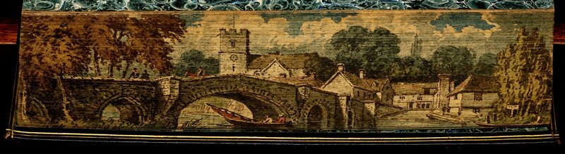 Aylesford Church and bridge on the side of Sermons, vol. 2