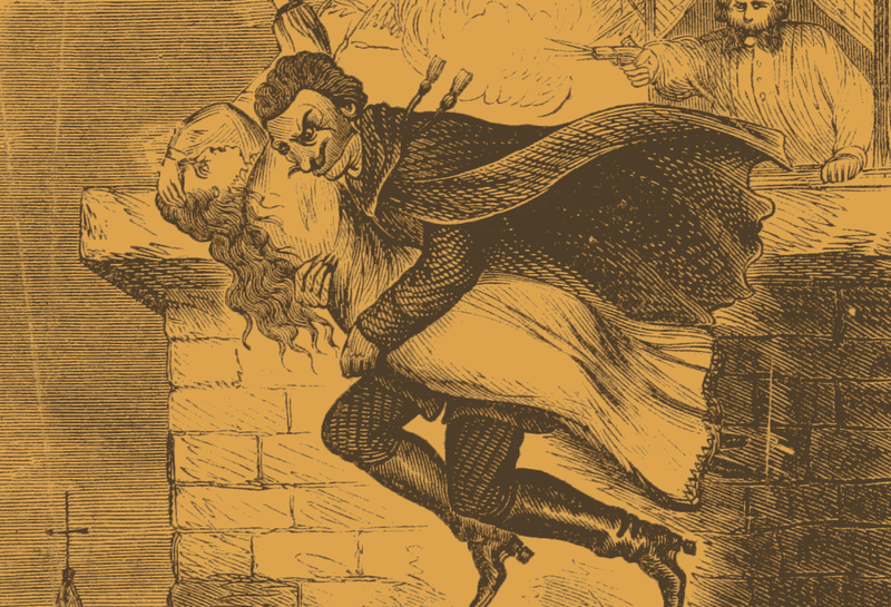 Meet Spring-Heeled Jack, the Leaping Devil That Terrorized Victorian England