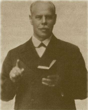 the unverifiable legend of the early 20thcentury preacher