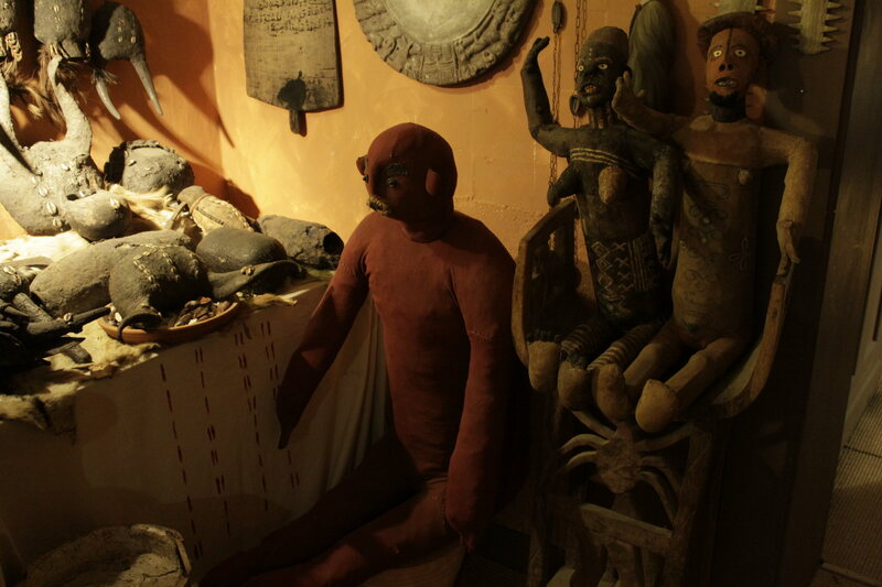 The Soul of Africa Museum.
