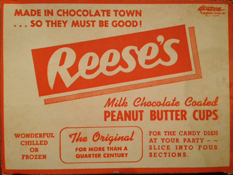Reese's packing, c. 1950s.