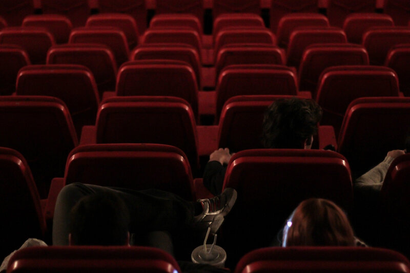 Some horror movies use low-frequency sounds to create tension.