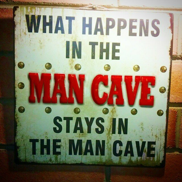 "The first recorded use of the term ""mancave"" appeared in the 1992 book <em>Men Are From Mars, Women Are From Venus</em> by John Gray,"