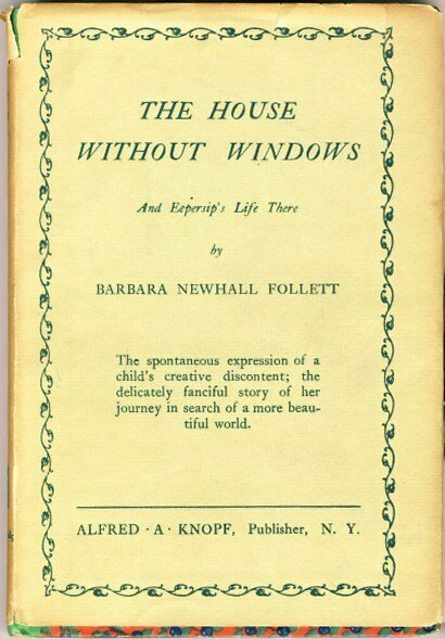 <em>The House Without Windows</em> published in 1927.