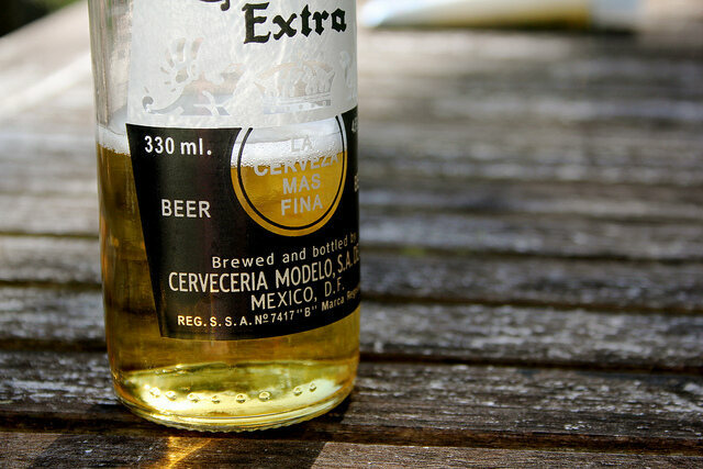 Corona was on its way to the top before malignant rumors started a panic.