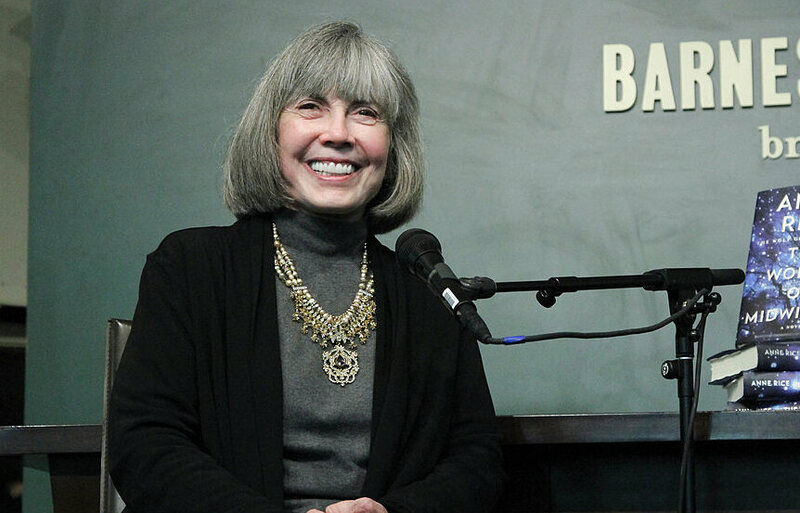 Anne Rice, author of the acclaimed <em>The Vampire Chronicles</em>