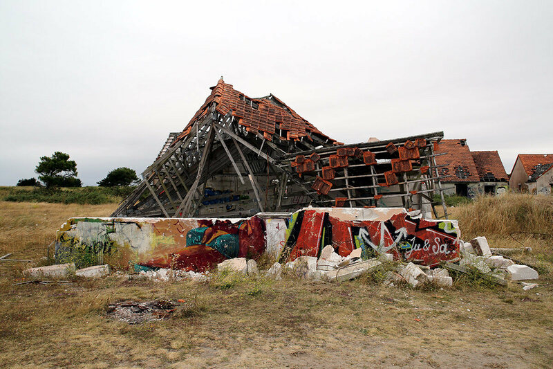 The site is set to be demolished.
