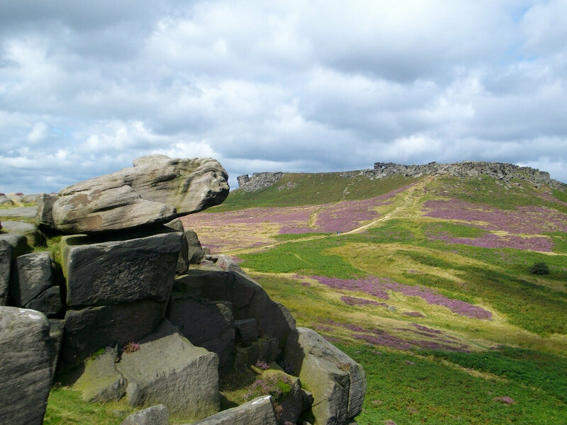 England's Peak District, where Rotherham does much of his research.