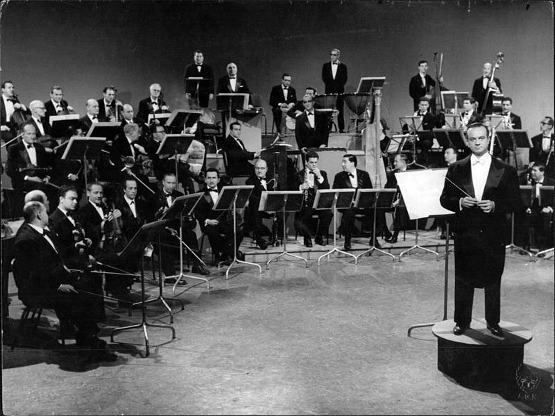 Astor Piazzolla and his orchestra revolutionized the sound of tango, but have also been accused of collaborating with the regime of '76.