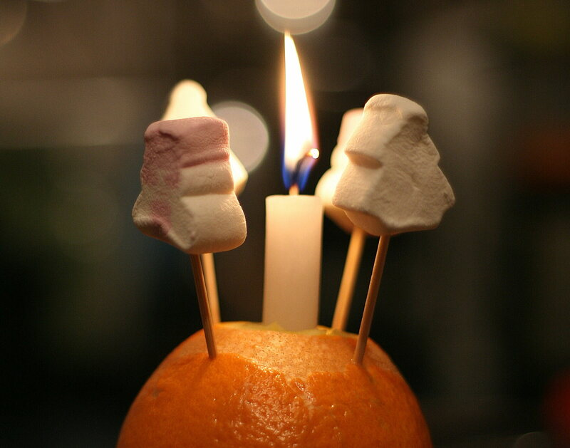 Did you get a Christingle this year?