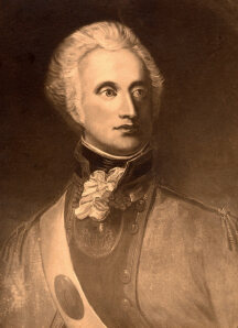 Lord Charles Somerset was rumored to be in a sexual relationship with Barry, sparking scandal.