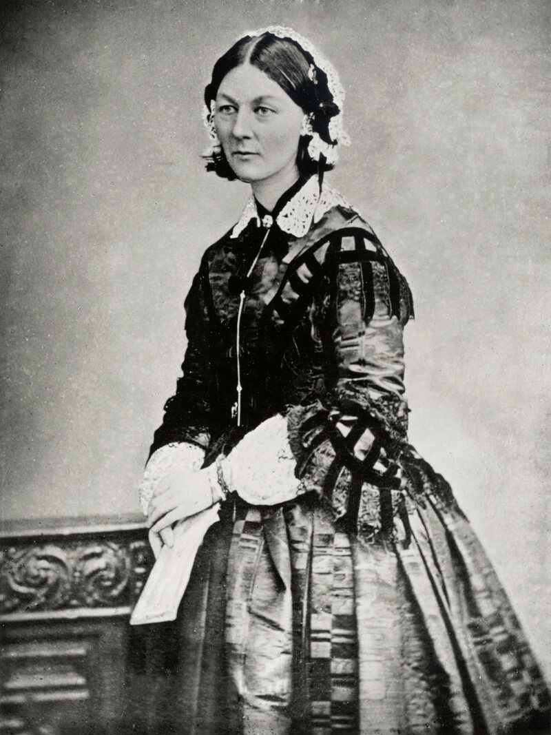 Florence Nightingale thought Dr. James Barry was a brute.