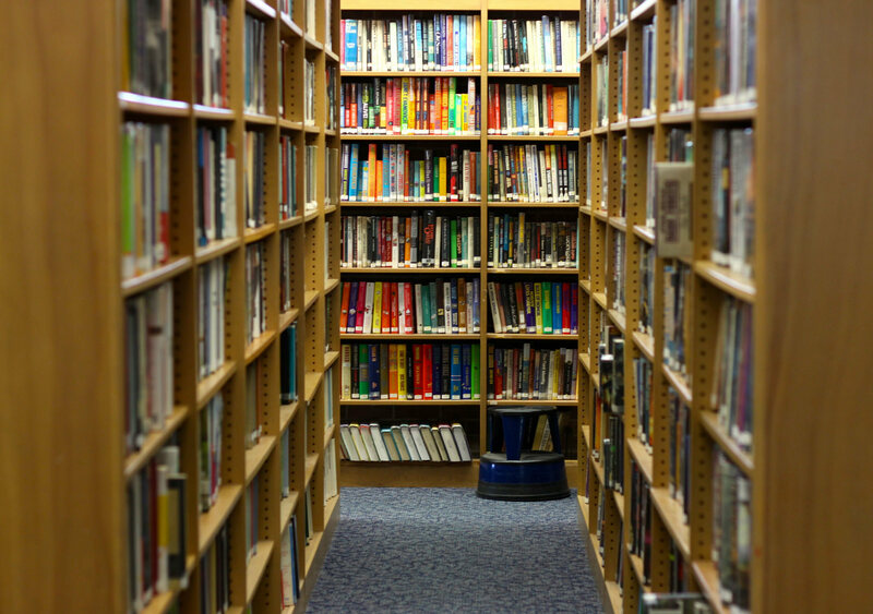 why a fake patron named chuck finley checked out 2 361 books at