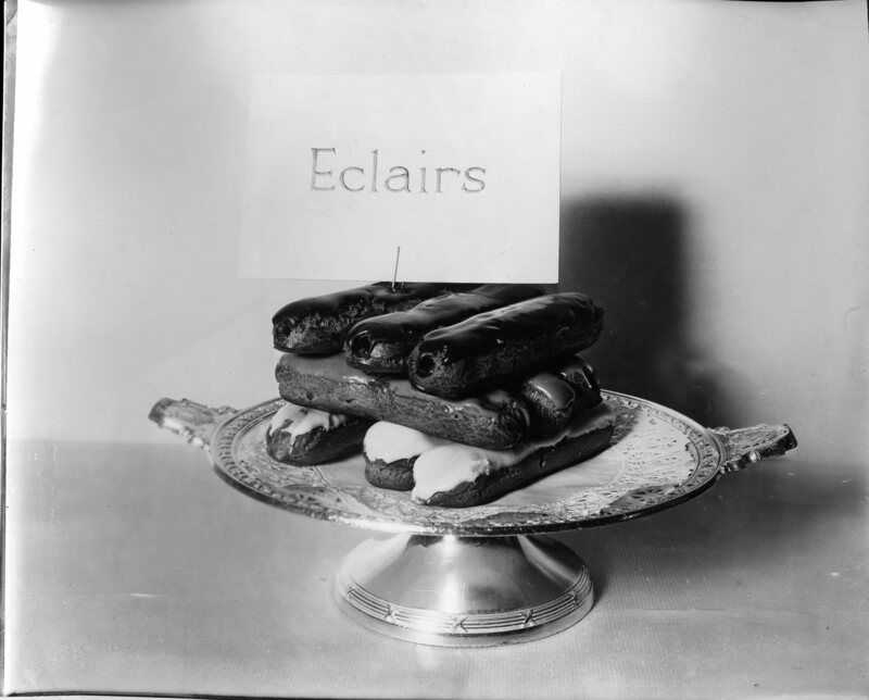 Eclairs.