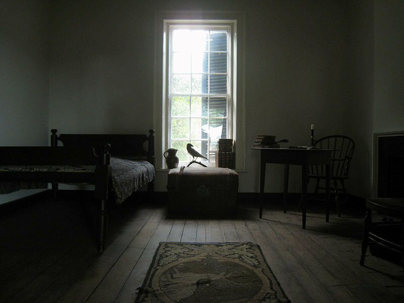 The Raven Room at University of Virginia.