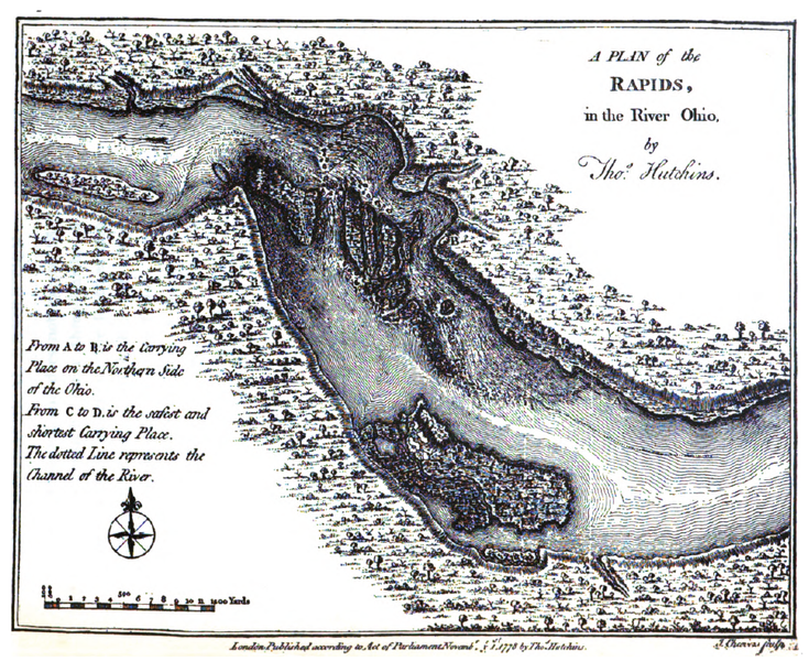 A description of the Ohio River, by Thomas Hutchins, the U.S. Geographer.