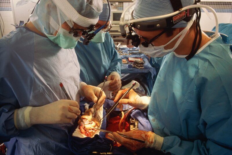 There are only about 2,200 who receive heart transplants per year in the United States.