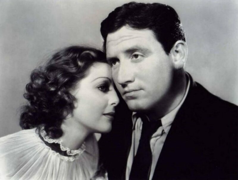 "Loretta Young and Spencer Tracy, both ""fixer"" charges of Eddie Mannix, for entirely different reasons."