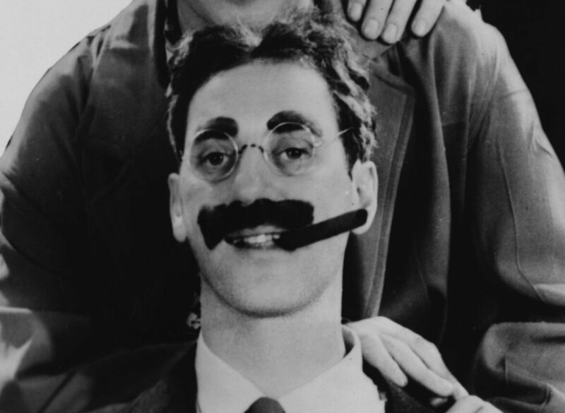 Groucho Marx in 1931.