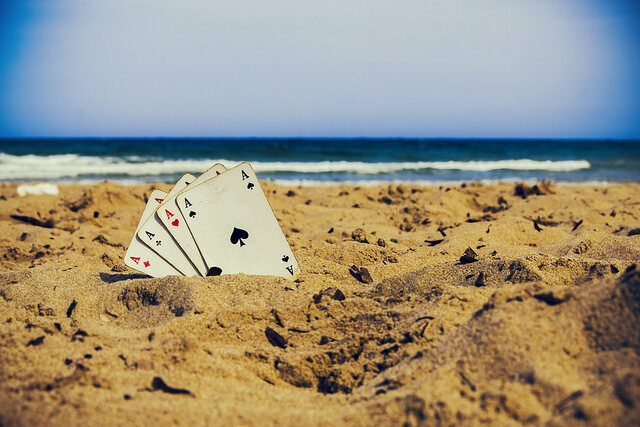 The life of a poker-playing expat can be sweet—but how sustainable is it?