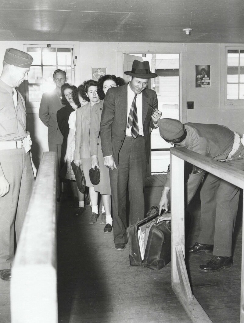 Manhattan Project security check
