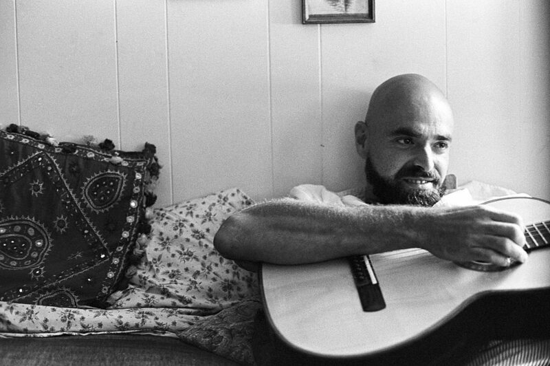 Shel Silverstein, author of <em>Uncle Shelby's ABZ</em>, c. 1968.