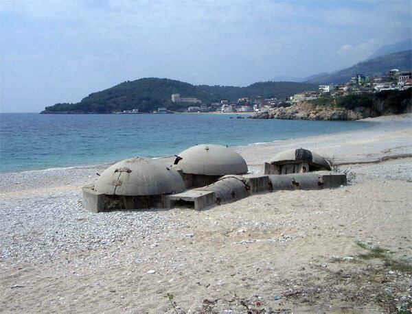 Awaiting The Enemy That Never Came The Bunkers Of Albania