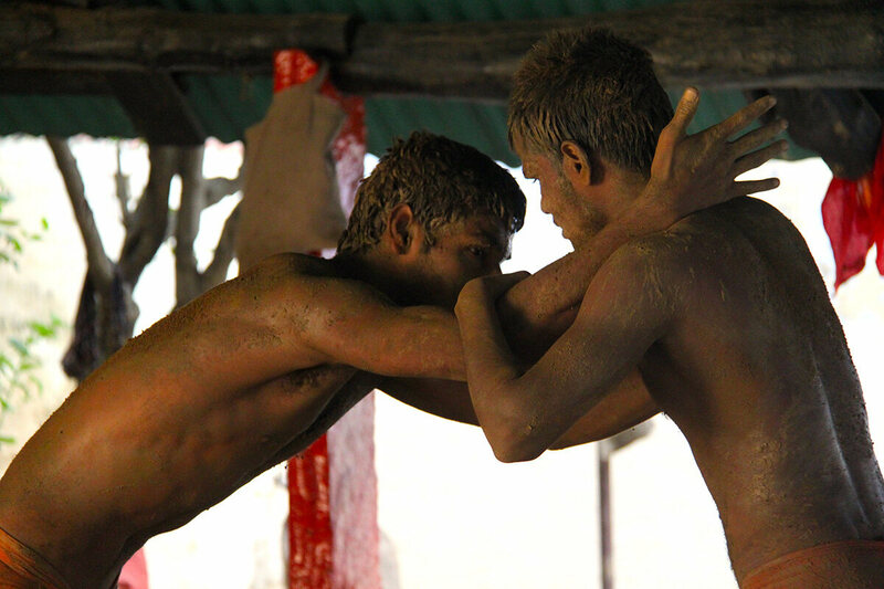 The moves in kushti never feel hurried or awkward.