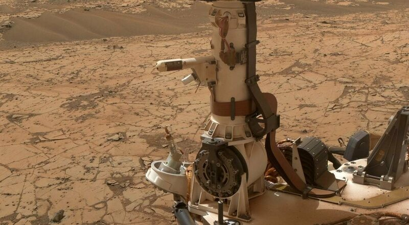 Rover Environmental Monitoring Station (REMS) tools on NASA's Curiosity Mars.