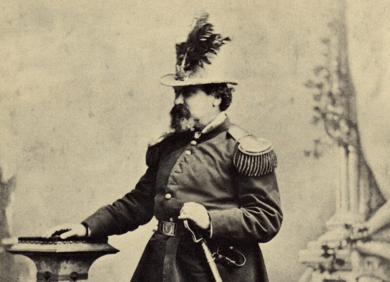 Emperor Norton, during his reign.