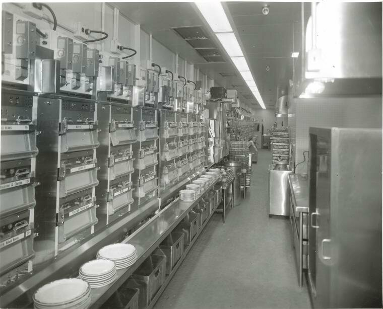 Behind the scenes of an Automat .