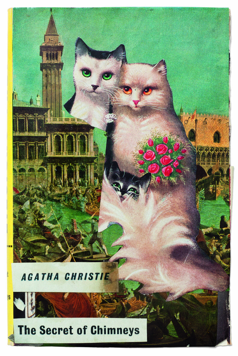 <em>The Secret of Chimneys</em>, Agatha Christie.