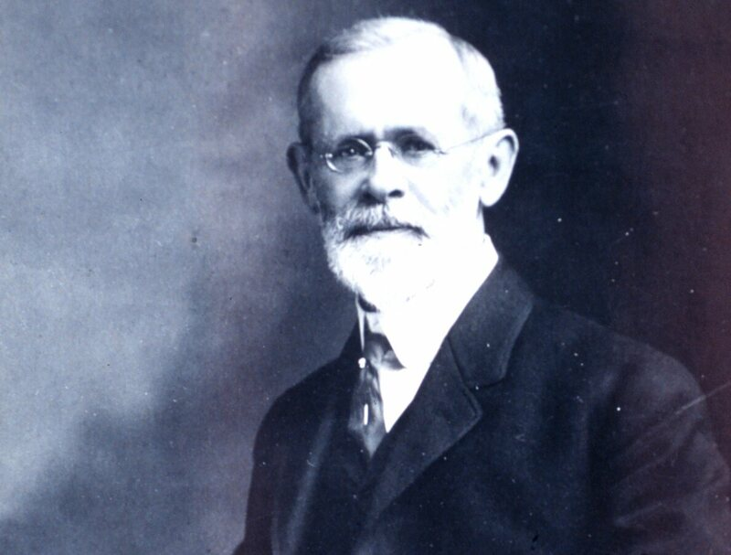 Cleveland Abbe, father of the National Weather Service.